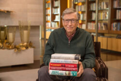 Top Books Recommended by Bill Gates 2021