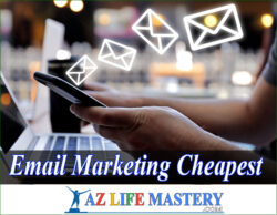 What is The Email Marketing Cheapest 2021?