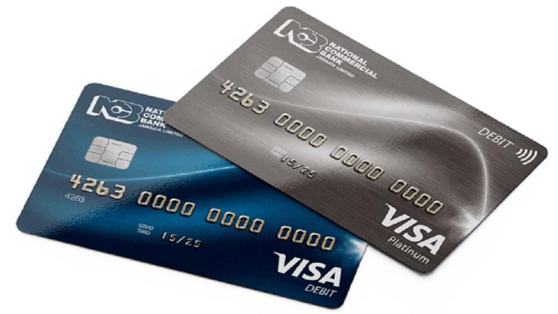 using your credit/debit card or bank account