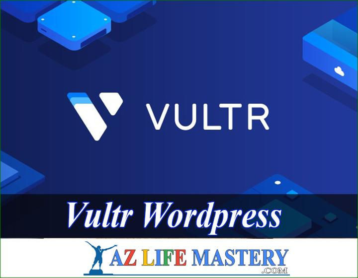 How To Set up Vultr WordPress 2021 With free Plesk easy